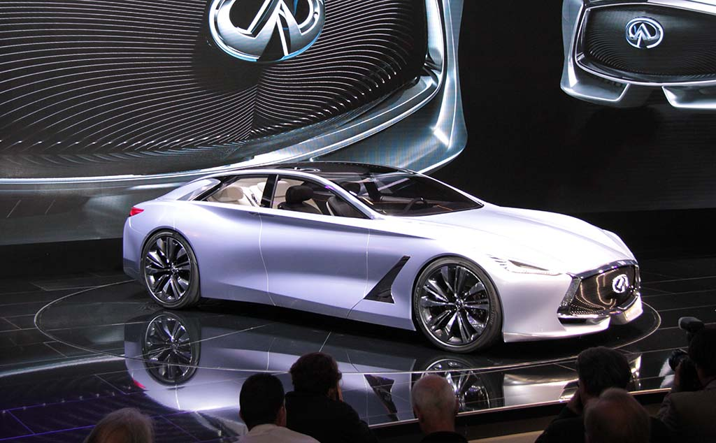 Infiniti Lifts the Covers on Q80 Inspiration Flagship » Infiniti Q80 ...
