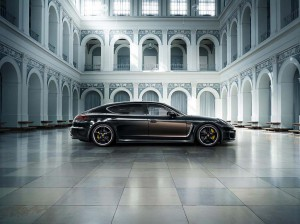 The Porsche Panamera Exclusive Series is creating a little sibling rivalry with the Bentley Continental GT.
