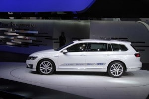 Volkswagen Continues The Rapid Expansion Of Its Electric Vehicle And Plug In Hybrid Line Up With Pat Gte