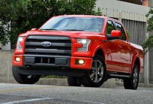 Ford is recalling 1.3 million F-Series trucks due to a problem with door latches.