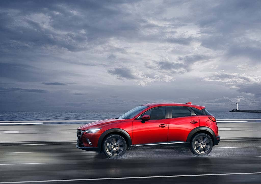 mazda brings new cx 3 city suv to la auto show. Black Bedroom Furniture Sets. Home Design Ideas
