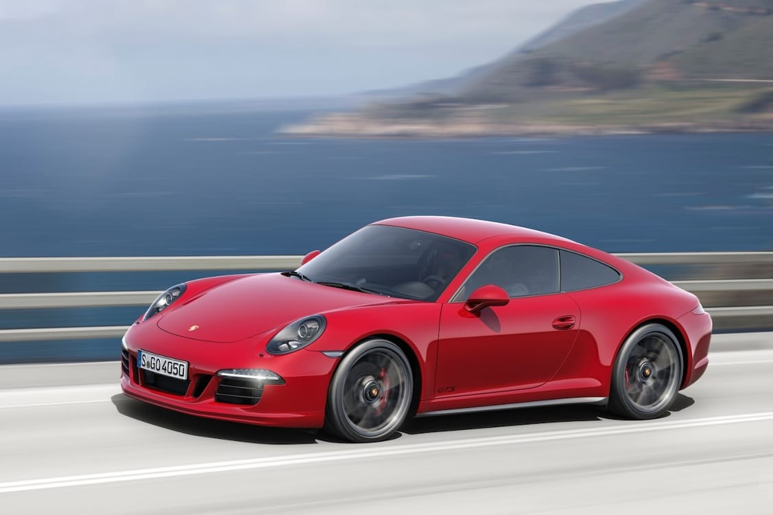 The New Carrera Gts Comes In Four Diffe Versions Coupe Or Convertible With Rear