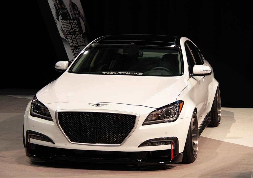 hyundai genesis motor sedan motion cars first trend drive