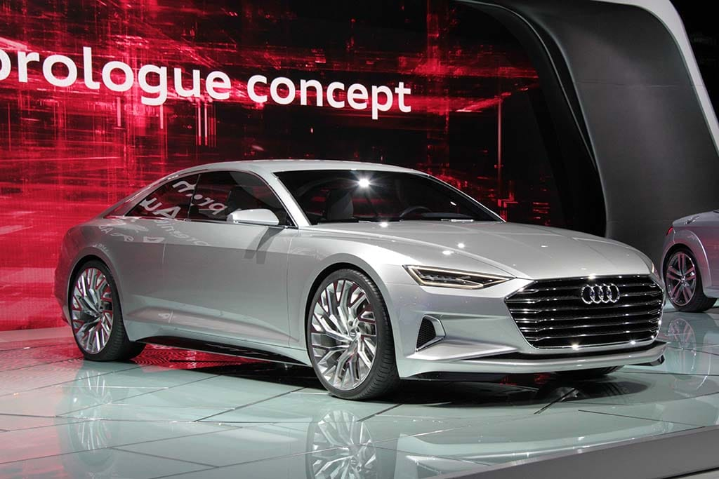 Prologue Audi