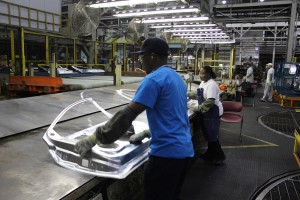 General Motors is investing more than $1 billion in to plants in Europe and North America, including $40 million into its plant in Pontiac, Michigan.