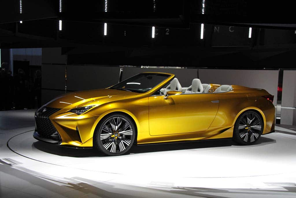 Lexus LF-C2 Concept Offers Strong Hint of Future Design Direction ...