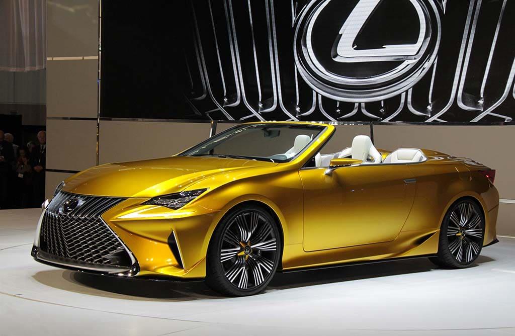 Lexus LF-C2 Concept - Infomotori