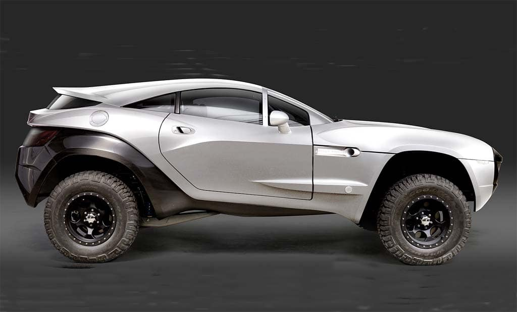 Local Motors Rally Fighter >> Local Motors Rally Fighter Thedetroitbureau Com