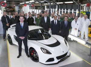 Lotus recently celebrated its 1,000th car earlier this month. The company is taking a common sense approach to recovery.