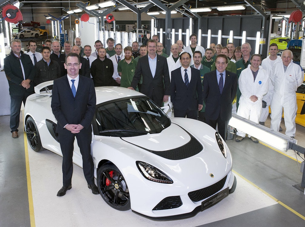 Lotus Taking New Approach to Growth: Practicality