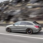 The CLA Shooting Brake is the fifth member of the growing family of Mercedes-Benz compact cars.