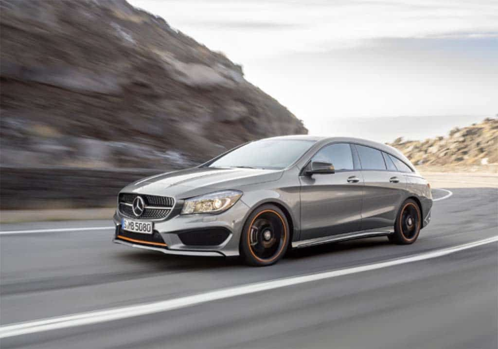 First Look: Mercedes-Benz CLA Shooting Brake