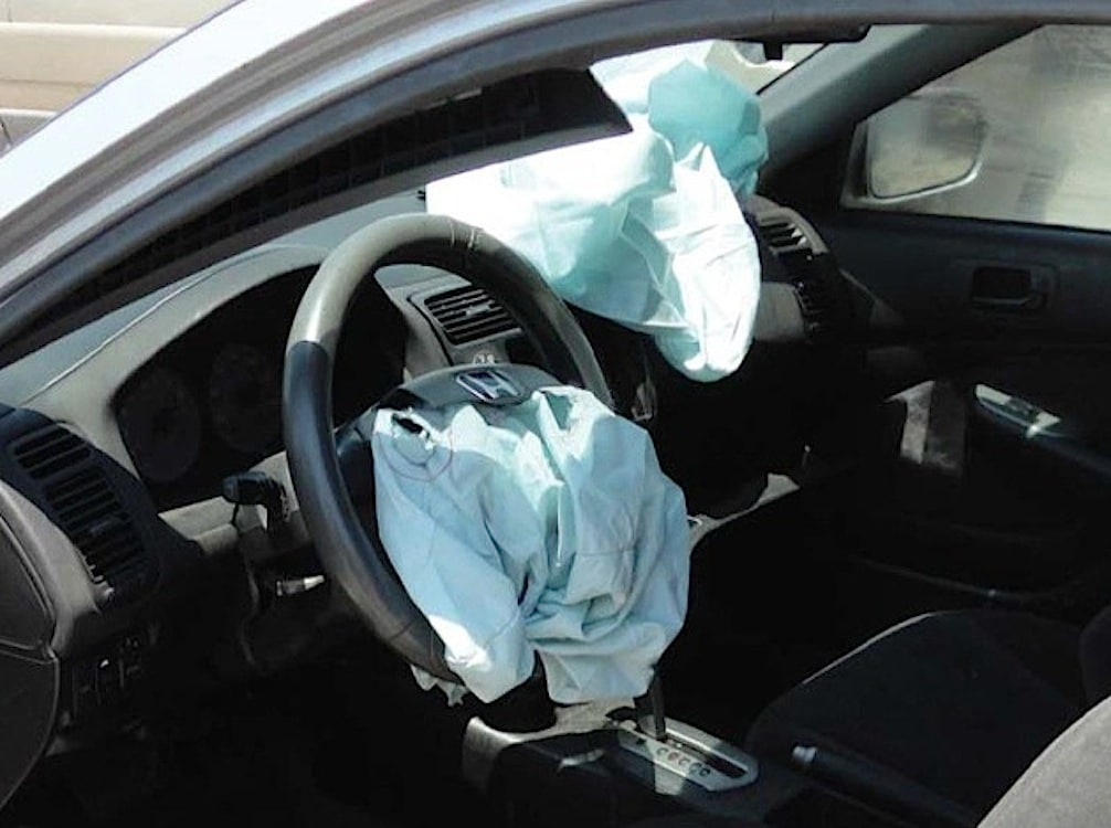 Takata Airbag Kills 16th Person in U.S., NHTSA Says