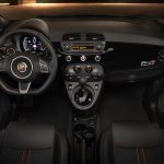 For 2015, the high-performance Fiat 500 Abarth and Abarth Cabrio will be available with an optional six-speed automatic transmission as well as interior updates, including an innovative instrument panel with a 7-inch high-definition display.