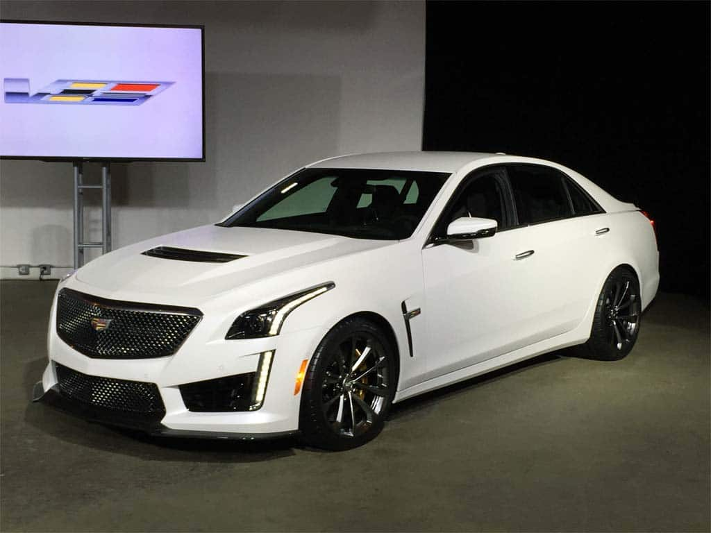 pm cadillac the daily shot drive at coupe test cts ats screen