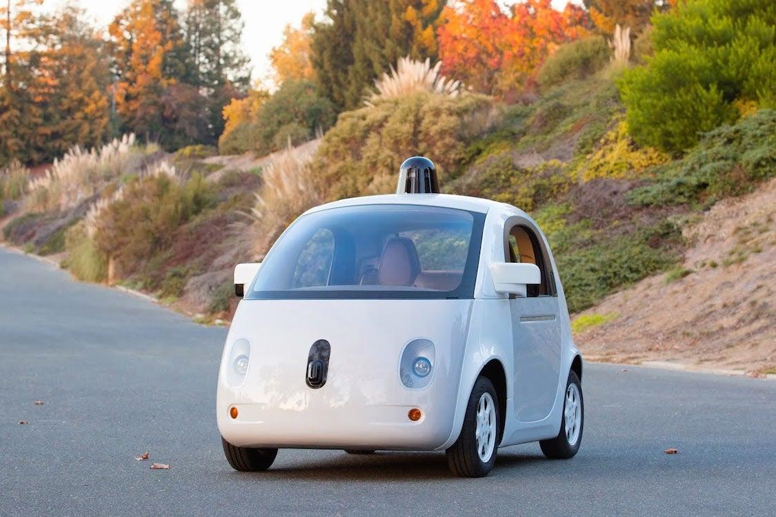 Google Takes Next Step in Self-Driving Car Development