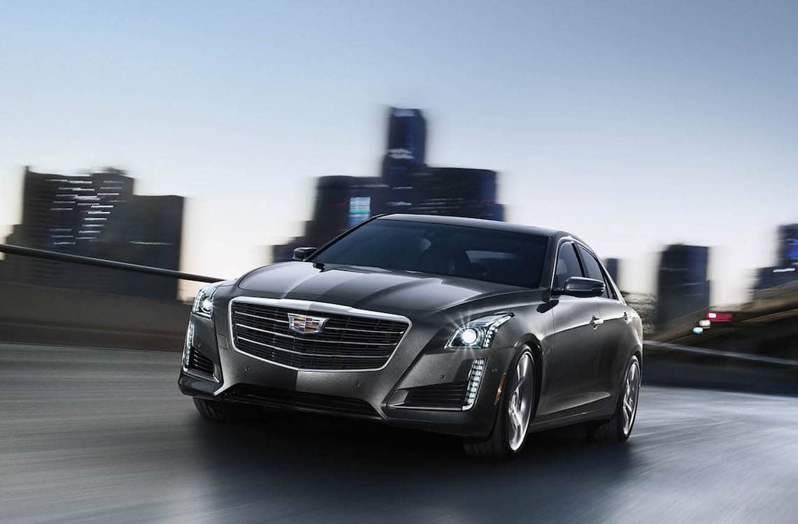 caddy cuts cts price setback for maker s new strategy 2015 cadillac cts sedan. Black Bedroom Furniture Sets. Home Design Ideas