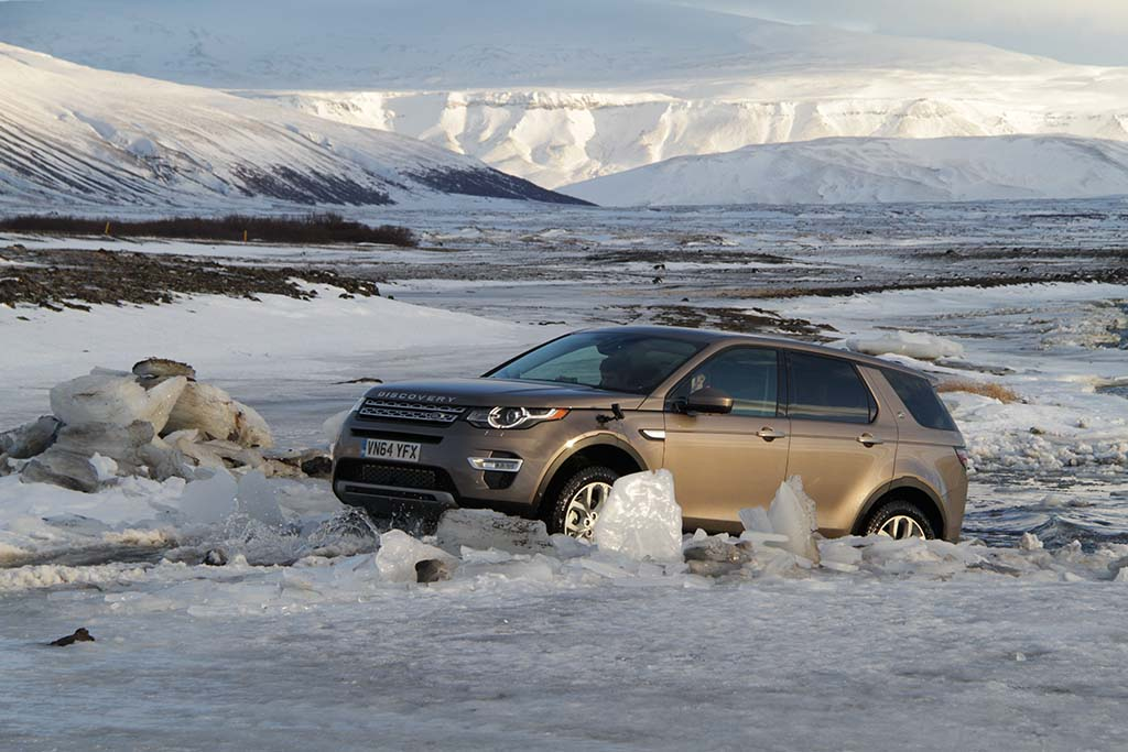 First Drive: 2015 Land Rover Discovery Sport