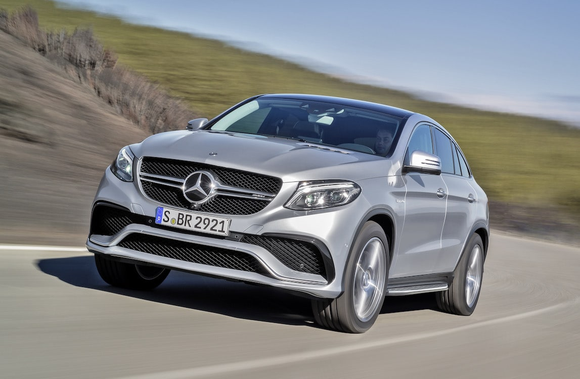 Amg Auto Sales >> Mercedes Juices Up GLEs with AMG Variants Mercedes-AMG GLE 63 (C 292) 2014 – TheDetroitBureau.com