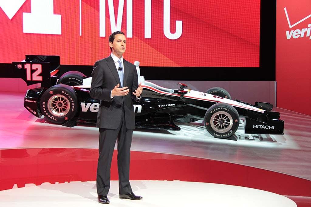 Verizon Wants to Connect Your Car Andres Irlando - Verizon ...