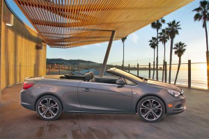 The Buick Cascada convertible fared well in the most recent Power study.