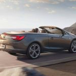 The Cascada is the first all-new Buick convertible in 25 years.