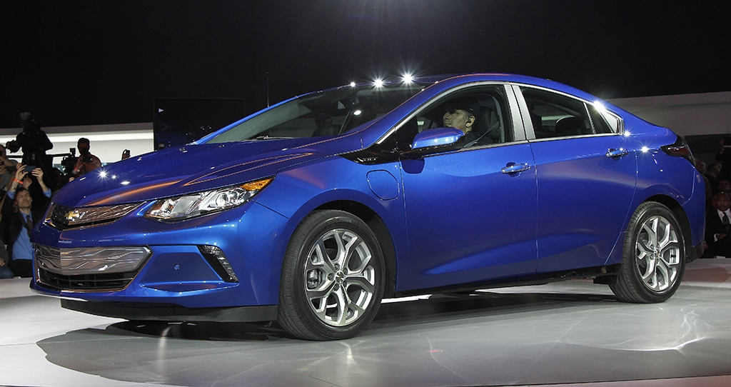 When Is The 2016 Chevy Volt Coming Out | 2017 - 2018 Best ...
