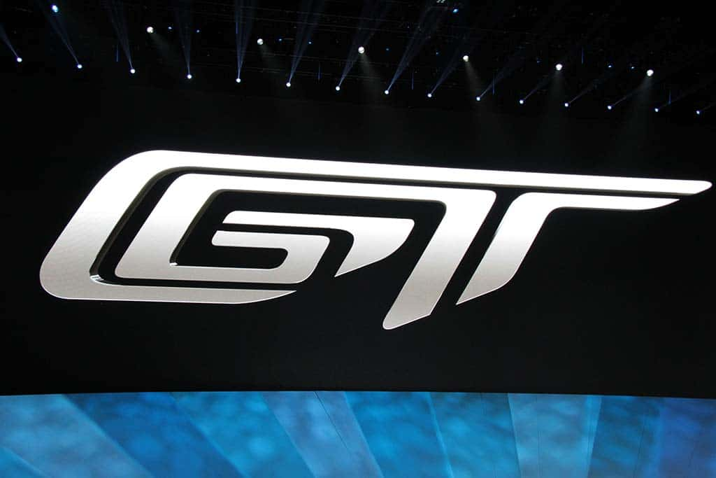 Ford Gt Logo Ford Gt Logo Thedetroitbureau Com
