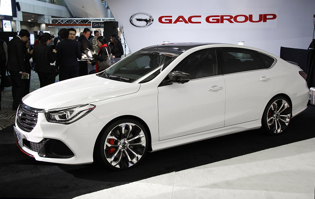 Southern Auto Group >> Chinese Automaker GAC Returning to Detroit Auto Show | TheDetroitBureau.com