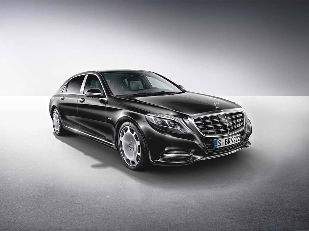 Mercedes Maybach Sets 190k Price Tag For S600 Hints At Suv To Come The Detroit Bureau