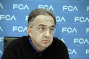 FCA Chief Executive Sergio Marchionne angrily denied charges that the company cheated to pass diesel emissions tests.