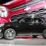 Chevy's new Equinox gets a variety of updates include new styling with premium accents, new wheel designs and new available safety features.