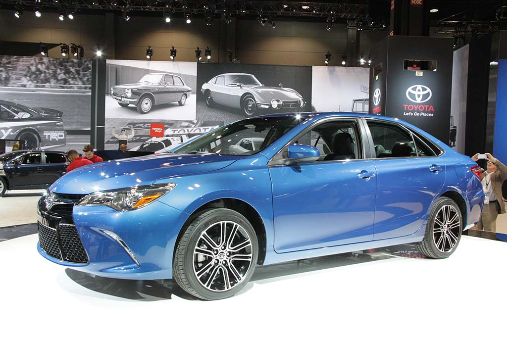 "The most ""American"" car on the road? Toyota Camry"