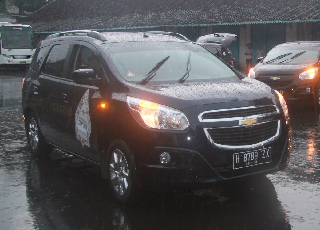 GM Shuts Down Spin Production in Indonesia
