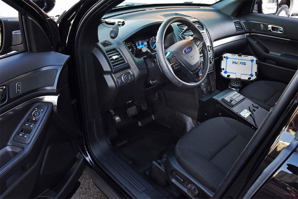 ford police interceptor utility interior thedetroitbureaucom