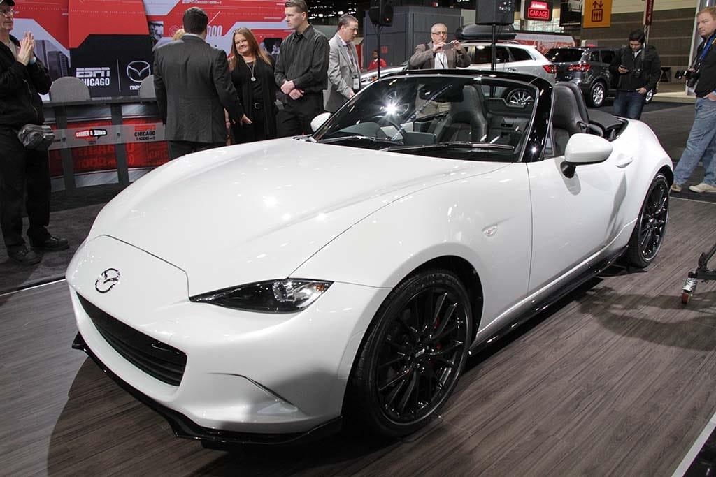Mazda Blings Out MX5 Miata for Chi-Town Mazda MX-5 Miata Accessories ...