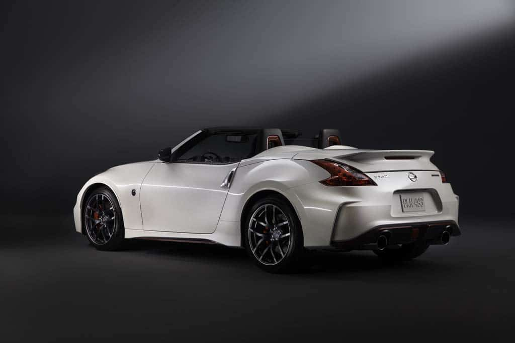 The Concept Version Of Nismo Convertible