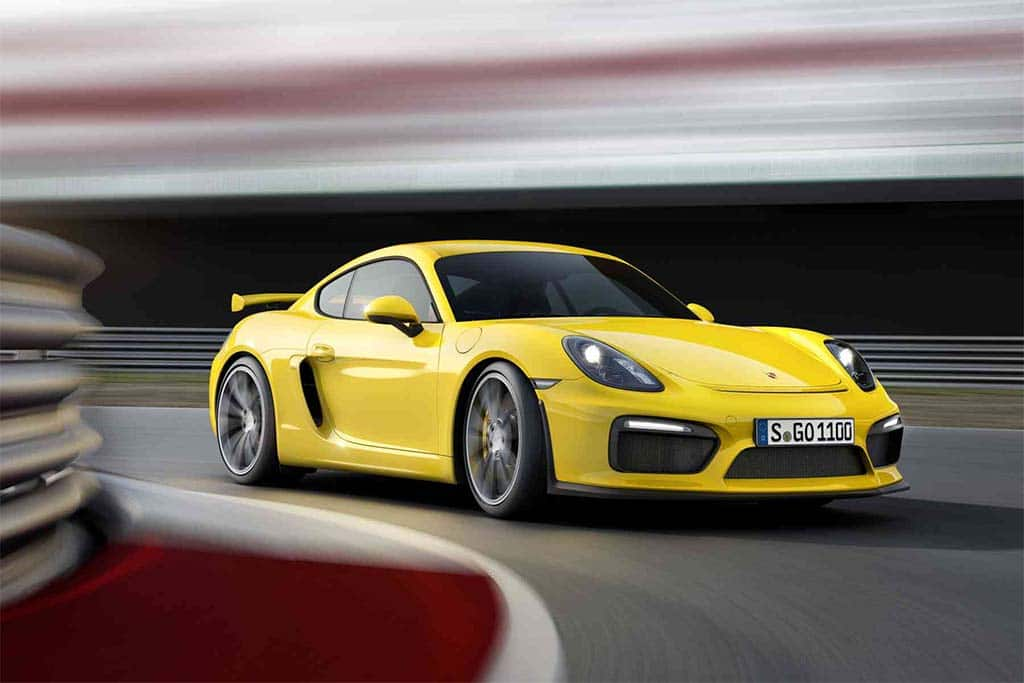 Porsche Pulling Covers Off Two New Models in Geneva