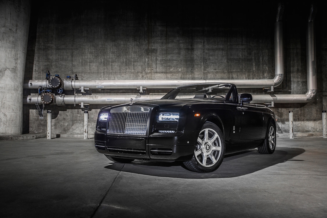 Rolls-Royce Expects Modest Growth Thanks to Bespoke Line