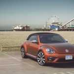 The Beetle Wave Concept borrows from the beach scene of the '50s and '60s while using new technologies.