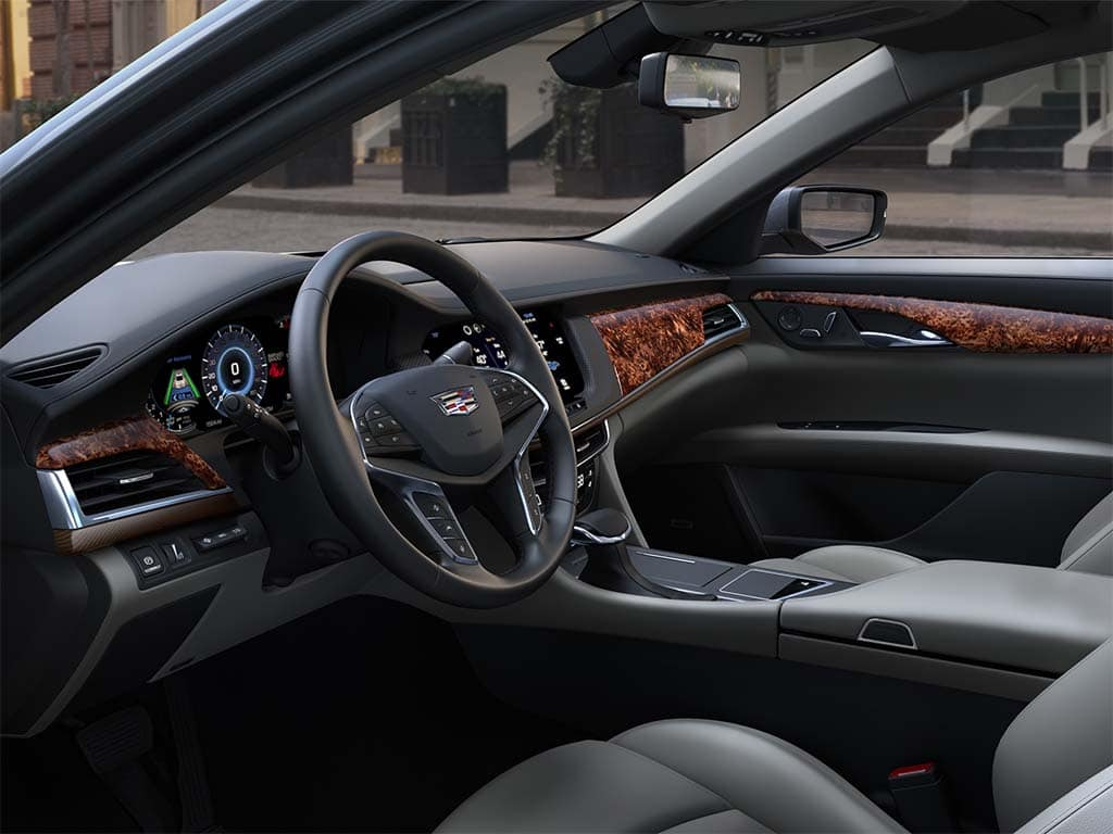 cadillac aims to reinvent premium luxury segment with new ct6. Black Bedroom Furniture Sets. Home Design Ideas