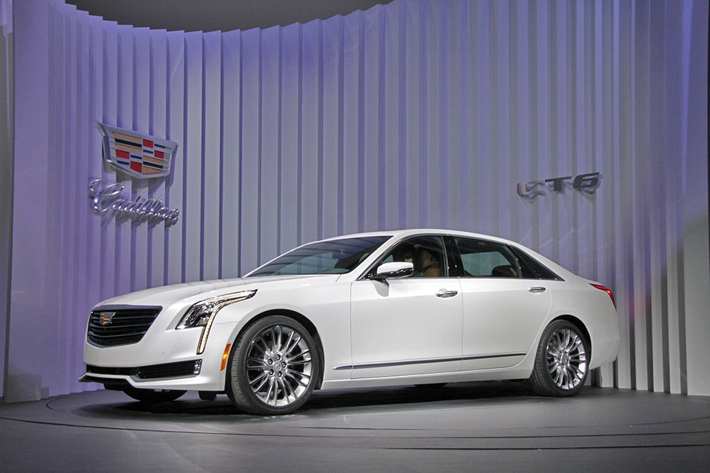 "Cadillac Aims to ""Reinvent"" Premium Luxury Segment with New CT6"