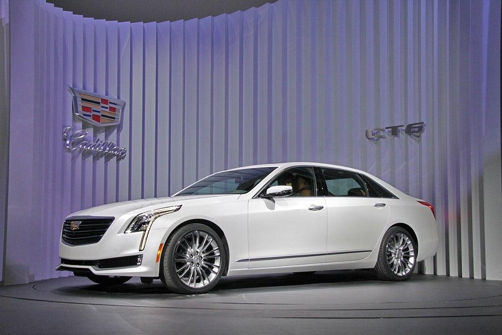 "Cadillac Aims to ""Reinvent"" Premium Luxury Segment with New CT6"