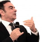 Carlos Ghosn told the media in Geneva today that he doesn't fear Apple moving into the autonomous vehicle space.