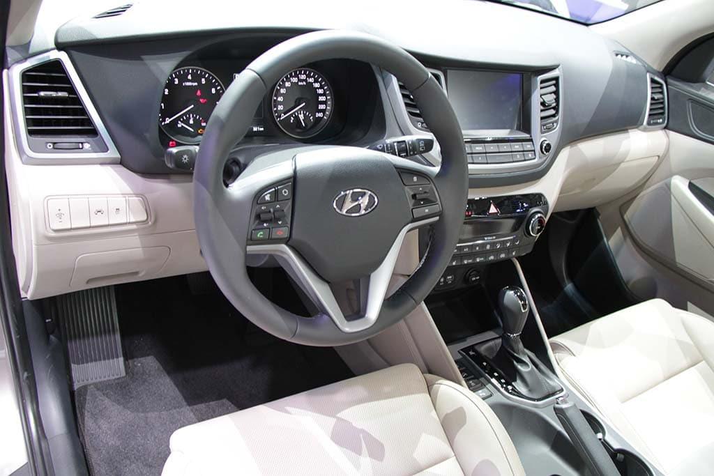 Hyundai Pulls Wraps Off 2016 Tucson » Hyundai Tucson U2013 Interior