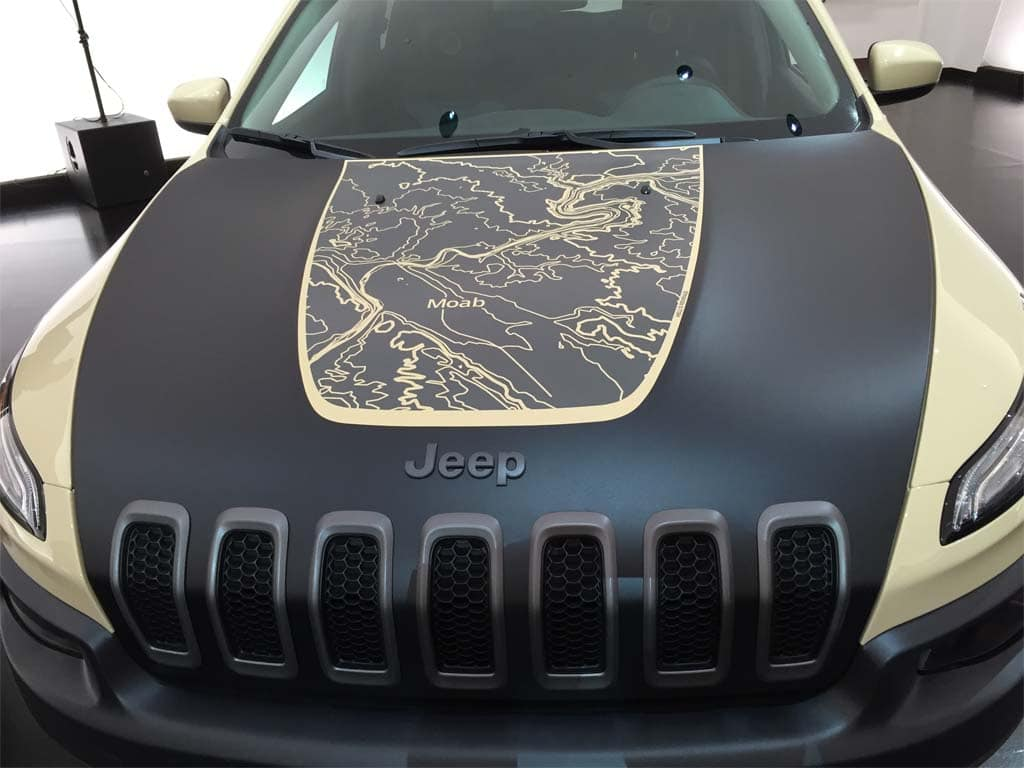 Jeep Reveals Seven Concepts For The Moab Safari