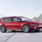VW consumers asked and the maker listened by adding all-wheel drive to the 2017 Golf SportWagen Alltrack.