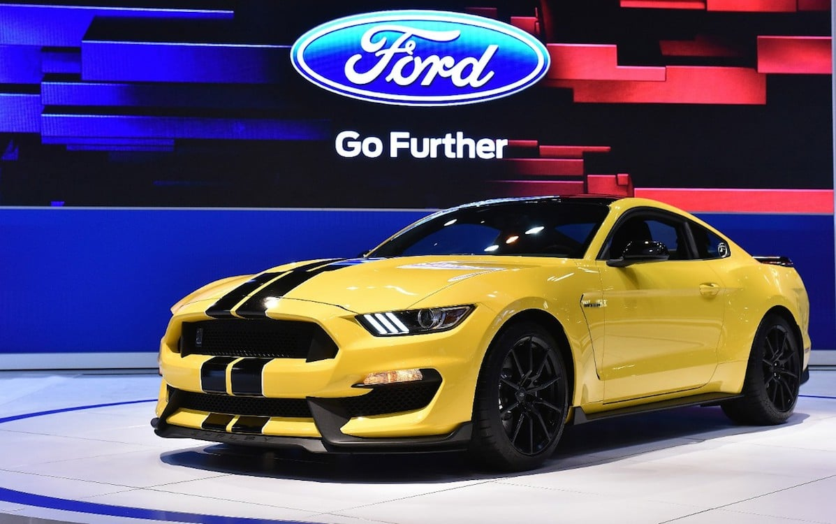 Ford Planning Limited Run of Shelby GT350s