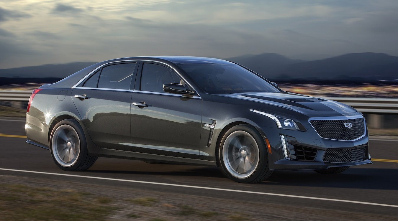 Has Plans to Grow V-Series Performance Line-Up 2016 Cadillac CTS-V