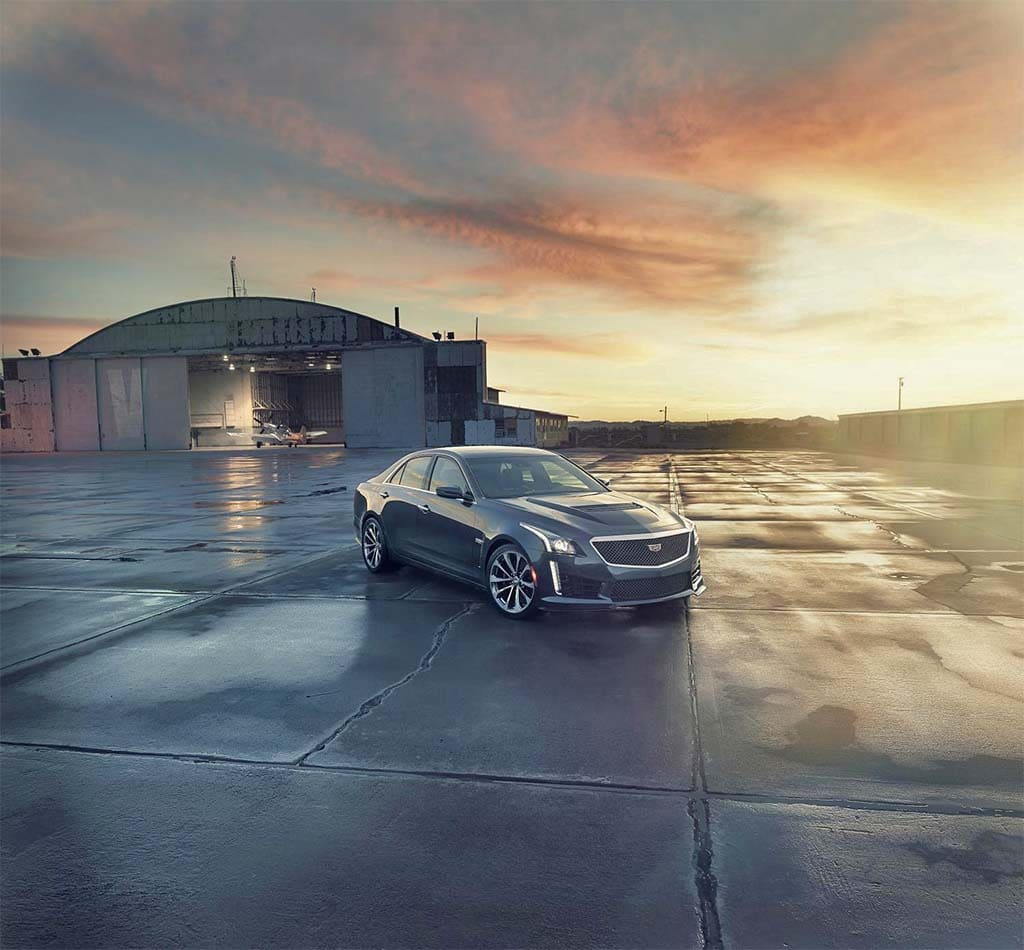 Lofty Price Tag For High-Performance Cadillac CTS-V